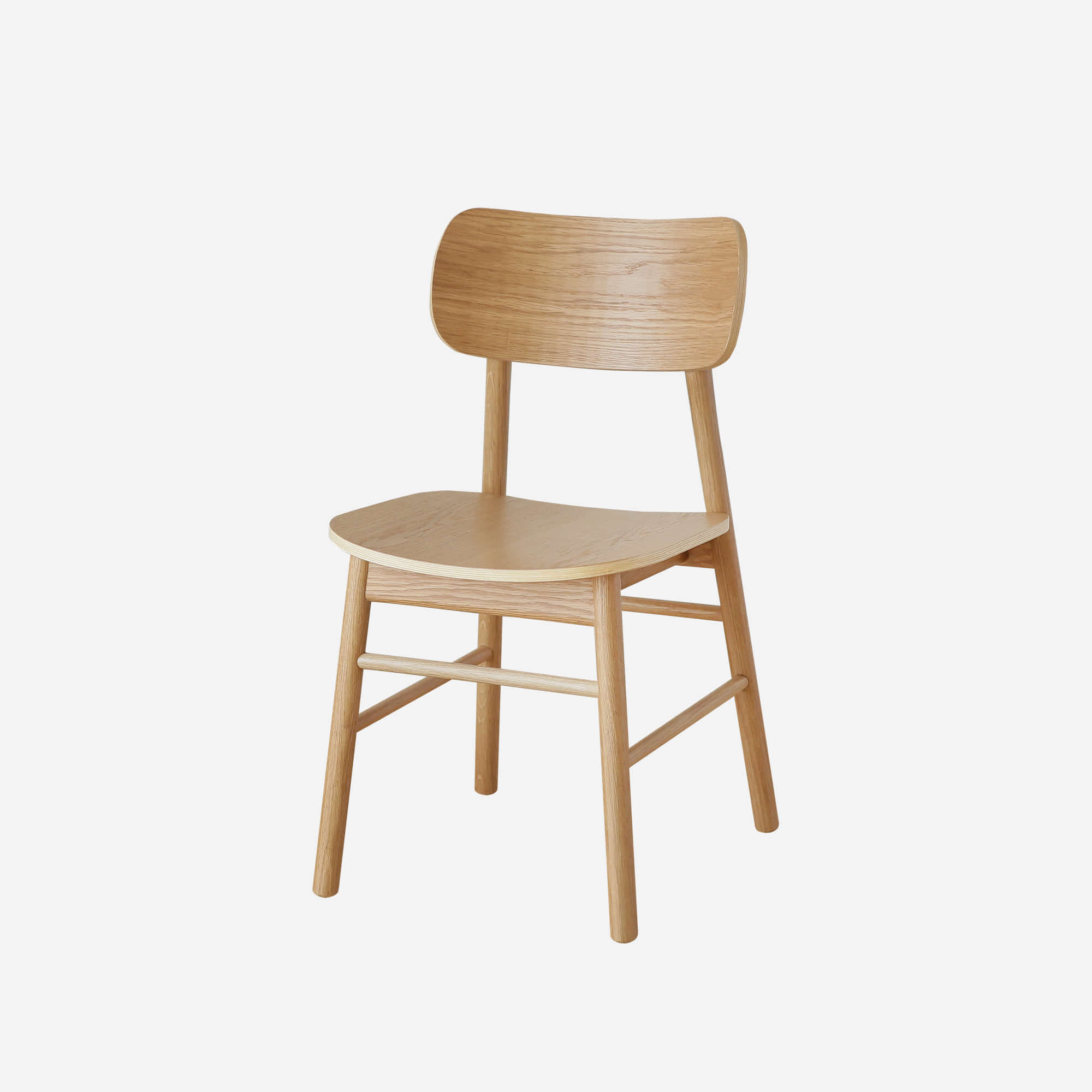 Oblique Stick Leg P2 Chair